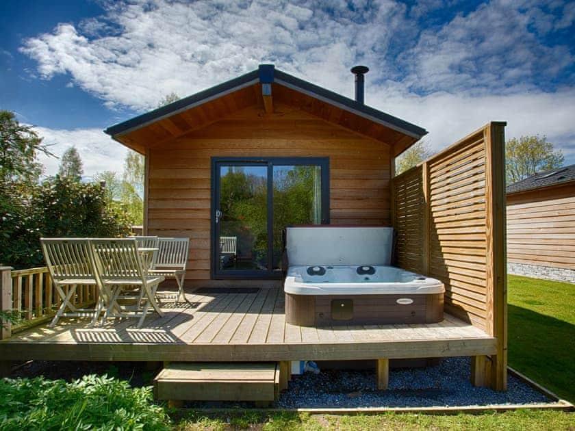 Braidhaugh Holiday Park - Riverside Lodge The Lyon