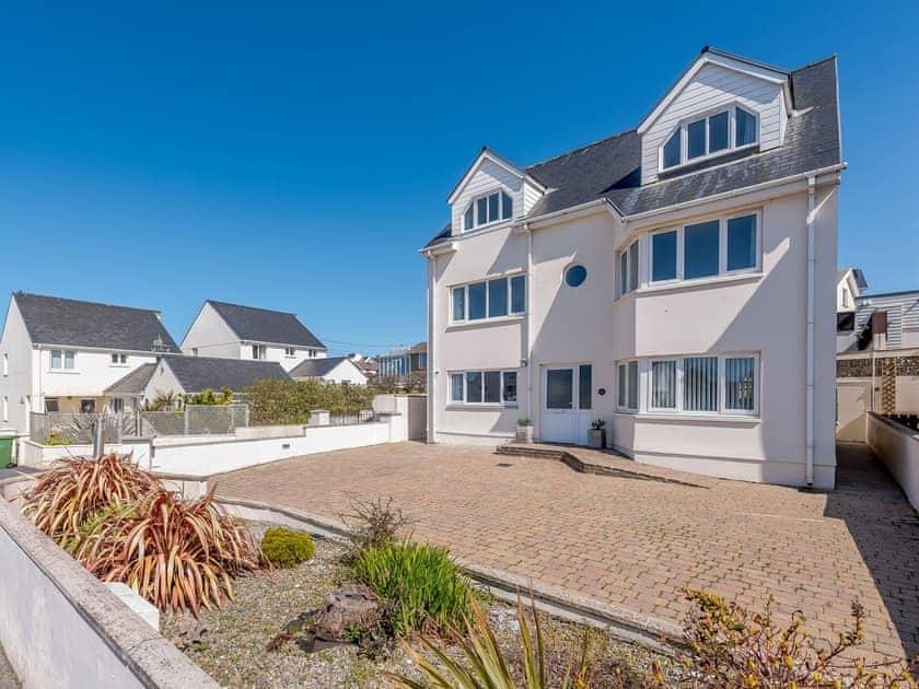 Exterior | Sandbank - Gwbert Holiday Cottages, Gwbert, near Cardigan