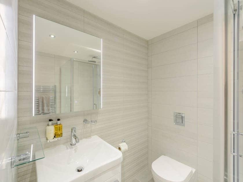 Shower room | Sandbank - Gwbert Holiday Cottages, Gwbert, near Cardigan