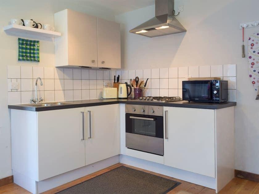 Open plan living space | The Vestry - Chapel Escapes, Cross Inn, near New Quay