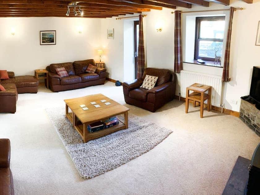 Living area | Fossdale House, Simonstone near Hawes