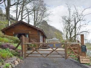 Howburn Log Cabin
