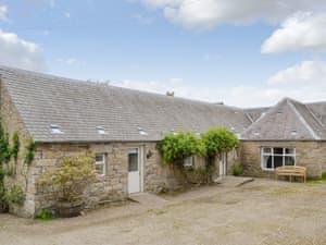 Croftinloan Farm - The Cottage