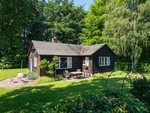 Balgersho Garden Cottage