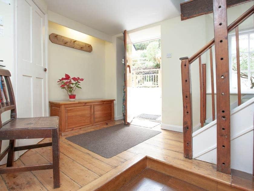 Hallway | 2 Salle Cottage - Tuckenhay Mill, Bow Creek, between Dartmouth and Totnes