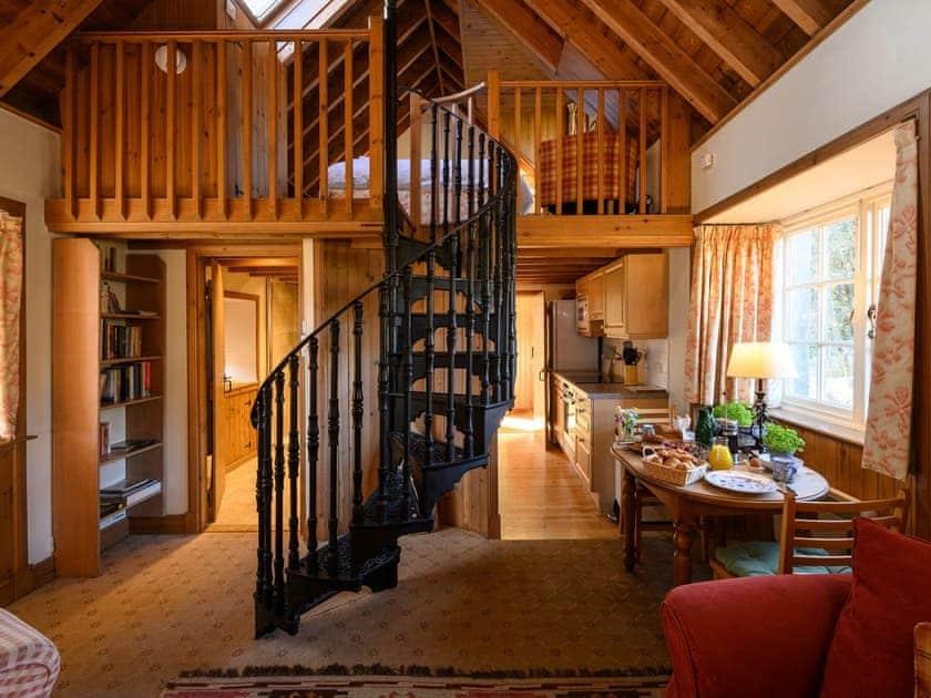 Interior   Clover Cottage - Brewlands Estate, Glenisla, Blairgowrie