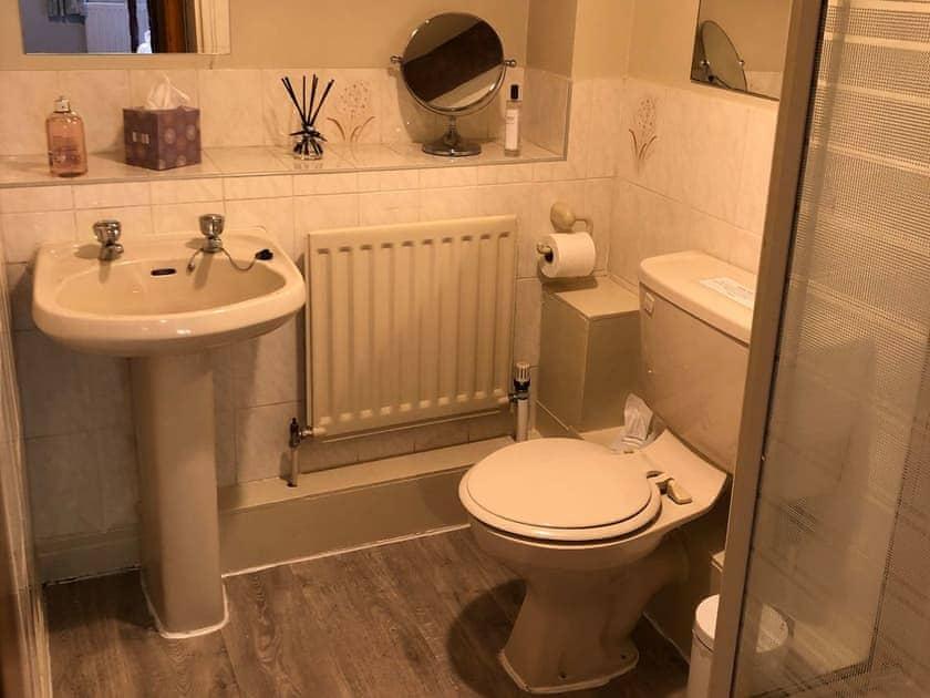 Shower room | Fossdale House, Simonstone near Hawes