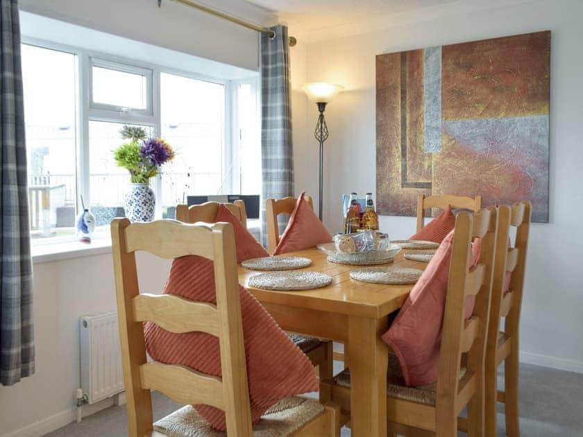 Dining Area | Sea View - Dinas Country Club, Dinas, near Fishguard