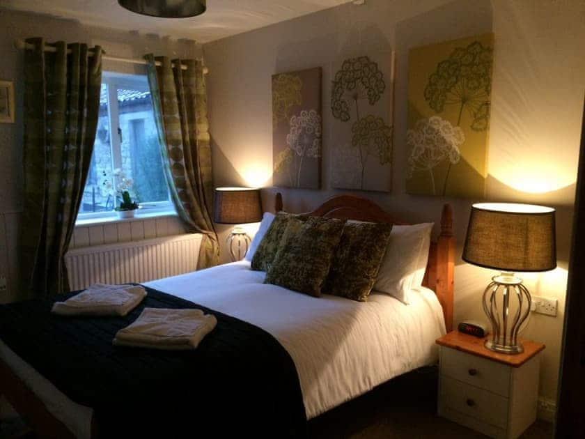 Double bedroom | Sleepy Fox Cottage - Fox and Rabbit Holiday Cottages, Lockton, near Pickering