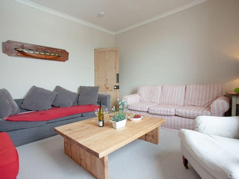 Living room   Muffins, Salcombe