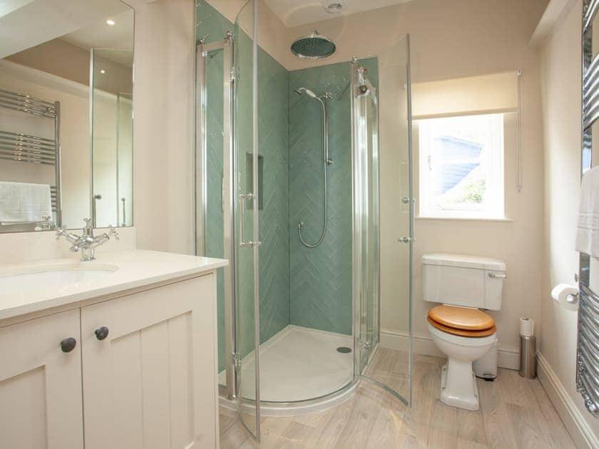 Shower room   Muffins, Salcombe
