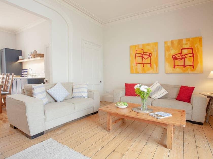 Living room | Powderham Villa, Salcombe