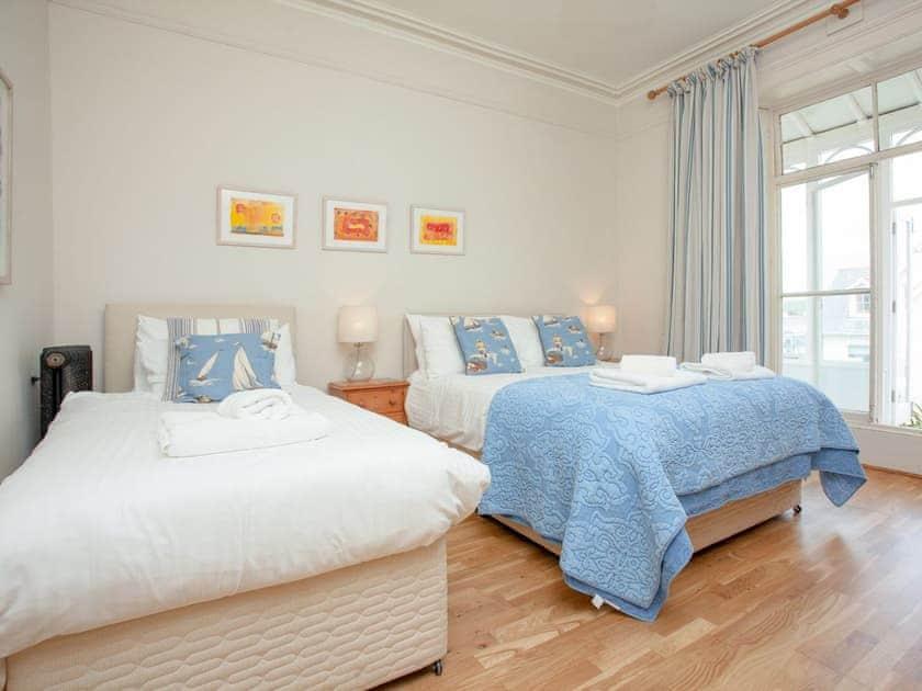 Bedroom | Powderham Villa, Salcombe