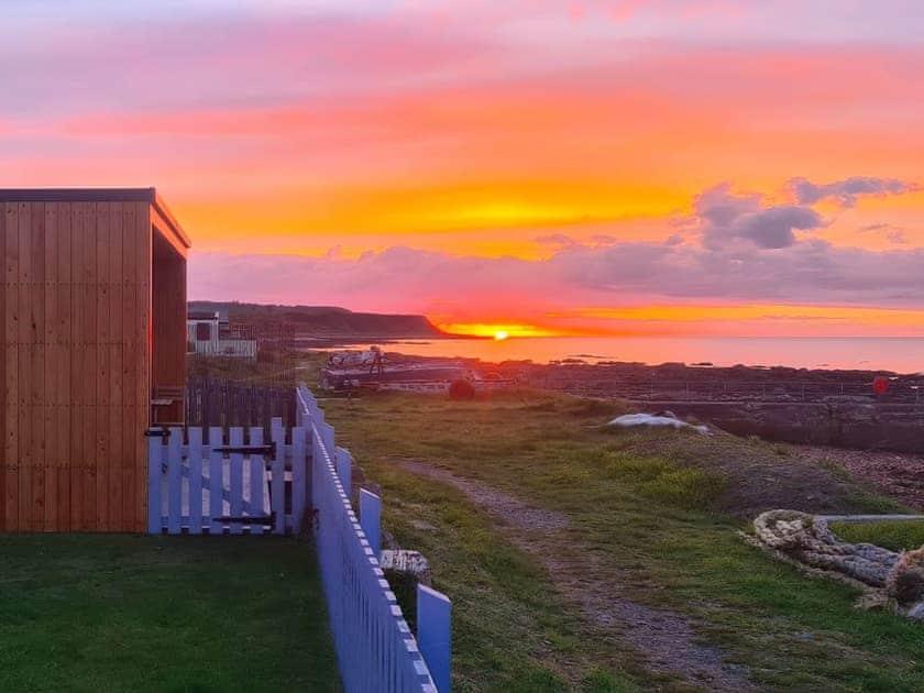 Sunrise Summerhouse