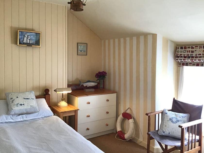 Single bedroom | The Chartloft, Dartmouth