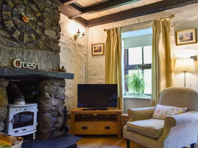 Banc Llugwy Cottages - Squirrel Cottage
