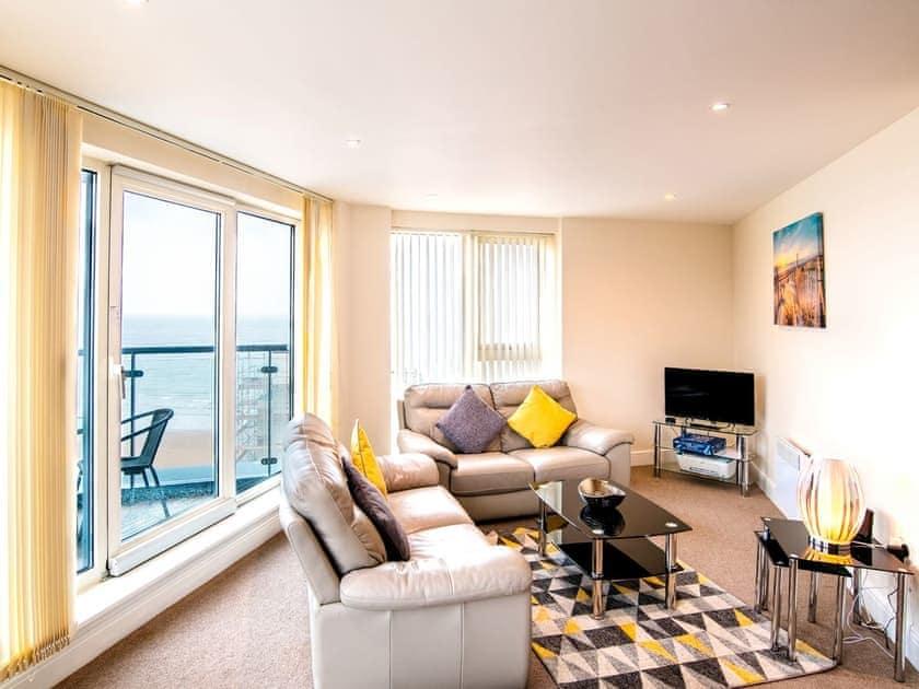 Meridian Quay Wharf View Apartment