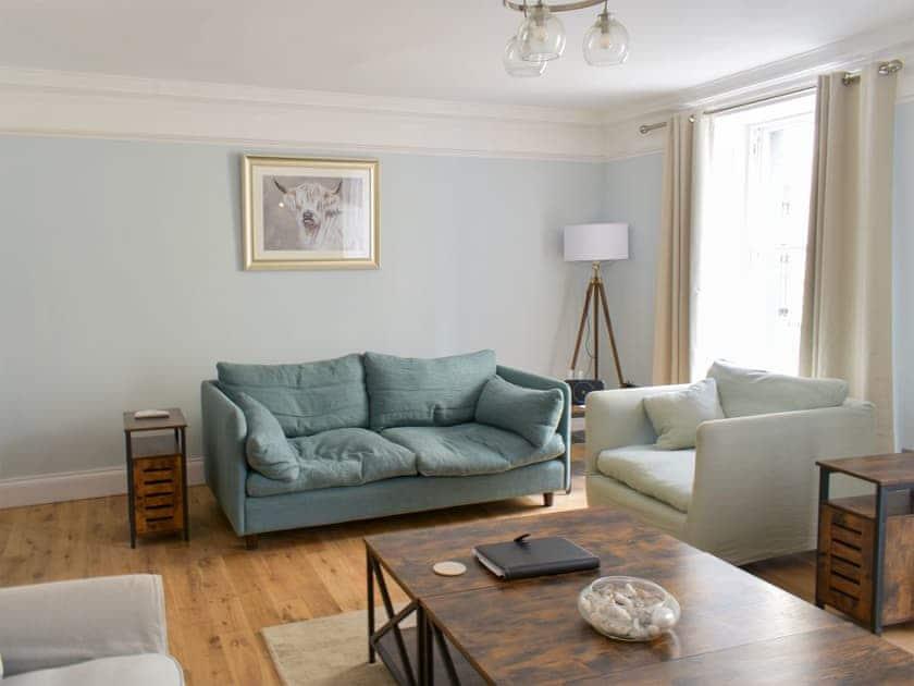 Living room | Clovelly House, Berwick-upon-Tweed