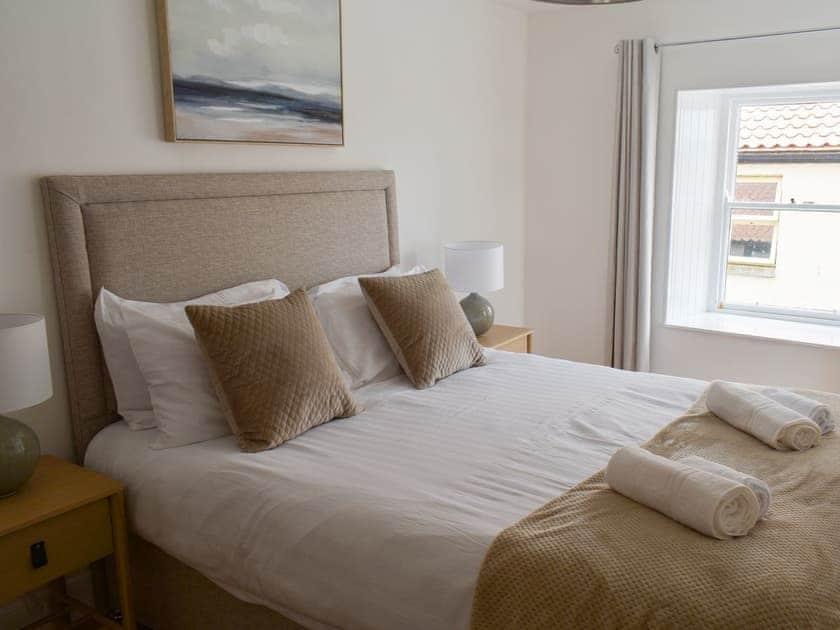 Double bedroom | Clovelly House, Berwick-upon-Tweed
