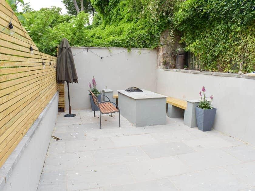 Courtyard | Clovelly House, Berwick-upon-Tweed