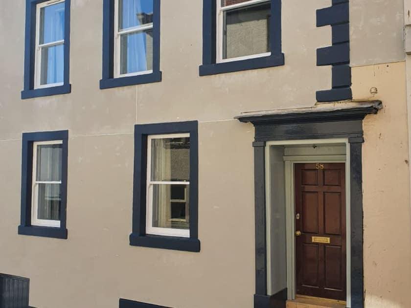 Exterior | Clovelly House, Berwick-upon-Tweed