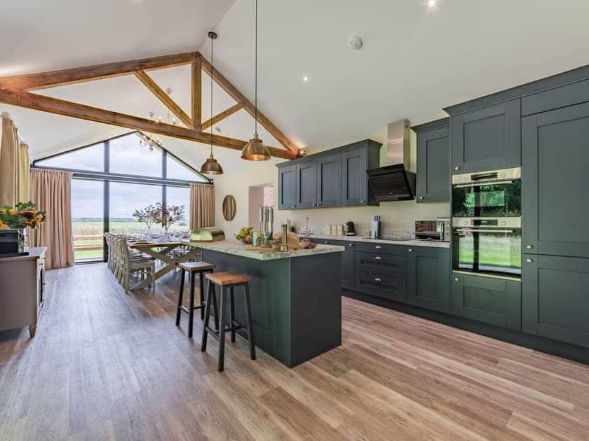 Ilsley Farm Barns- The Partridge