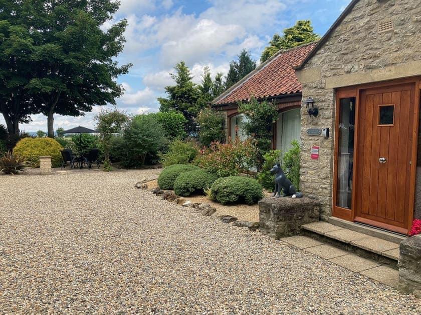 Exterior | Sleepy Fox Cottage - Fox and Rabbit Holiday Cottages, Lockton, near Pickering