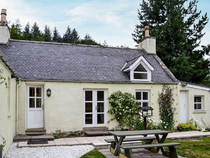 Corrennie School Cottage