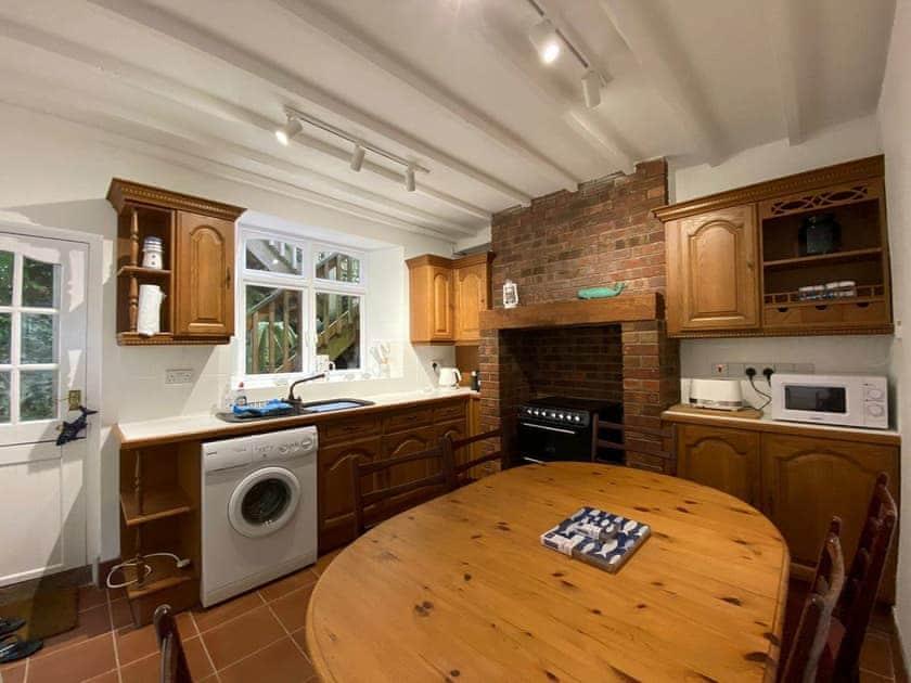 Kitchen/diner | Conqueror Cottage, Hillside Terrace