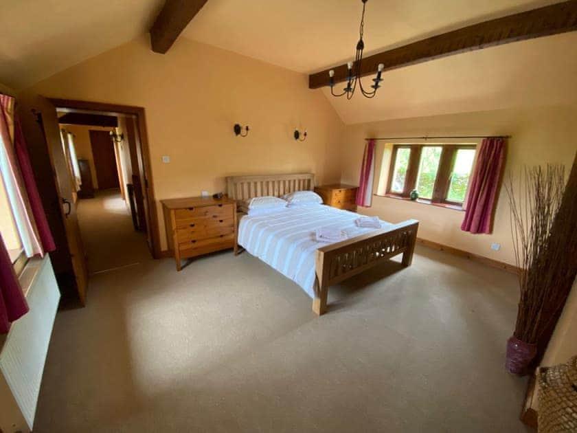 Double bedroom   Lane House, Threshfield near Grassington