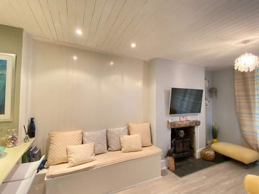 Living area | Riverdene, Higher Street