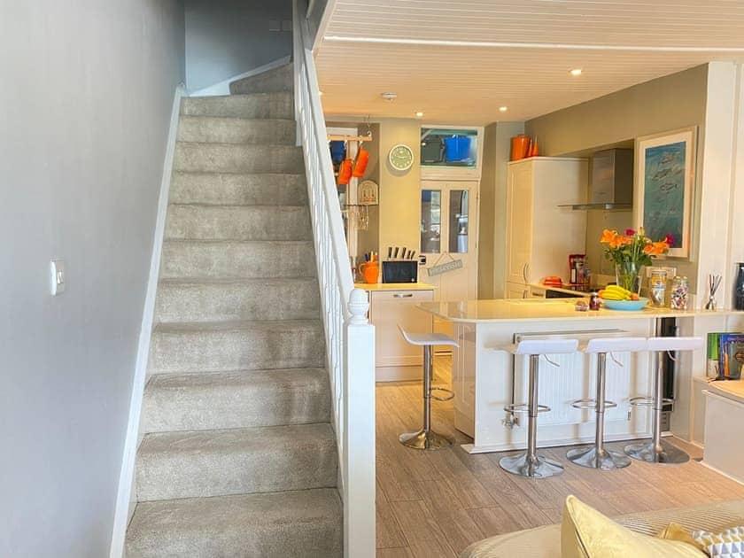 Stairs | Riverdene, Higher Street