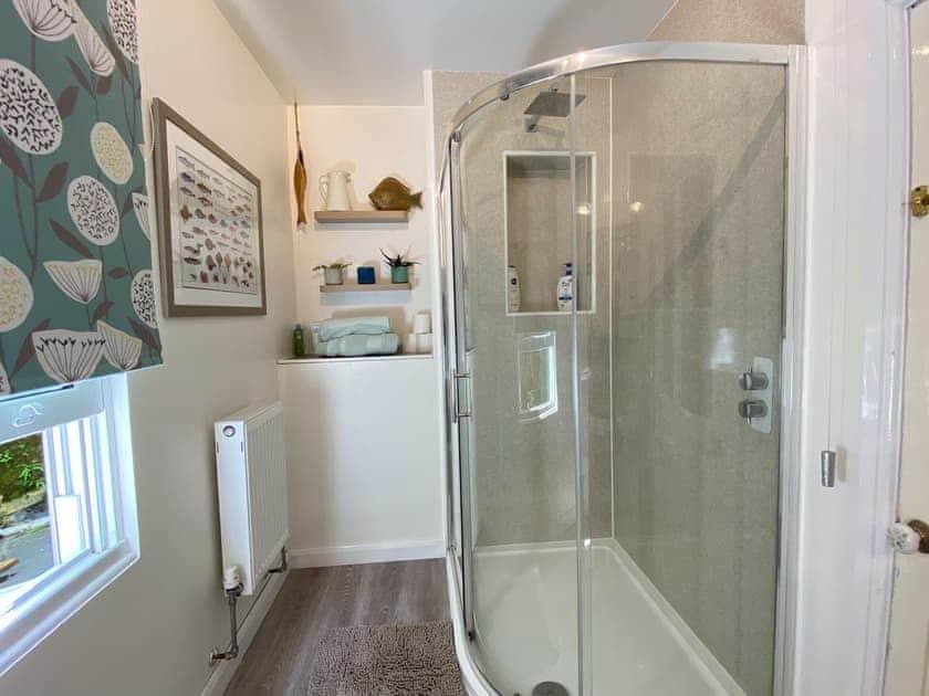 Shower room | Riverdene, Higher Street