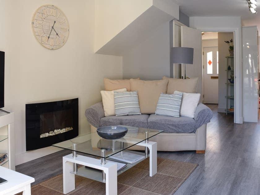 Living room/dining room | Sleepers, Oakwood Close