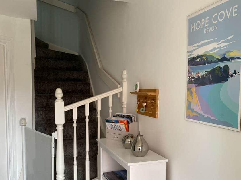 Stairs | Sleepers, Oakwood Close