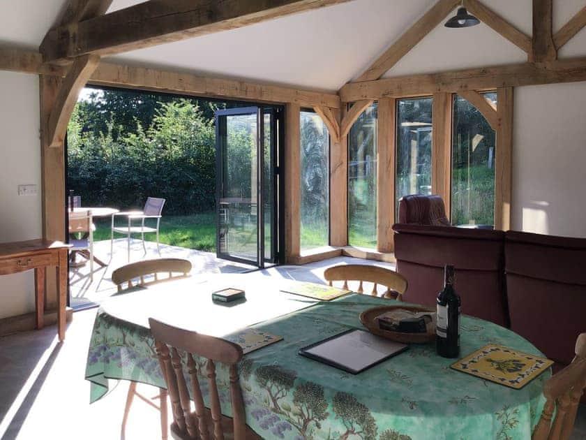 Dining Area | Chestnut Lodge, Halnaker, near Chichester