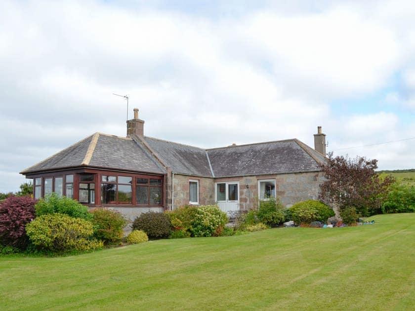 Sauchenshaw Cottage