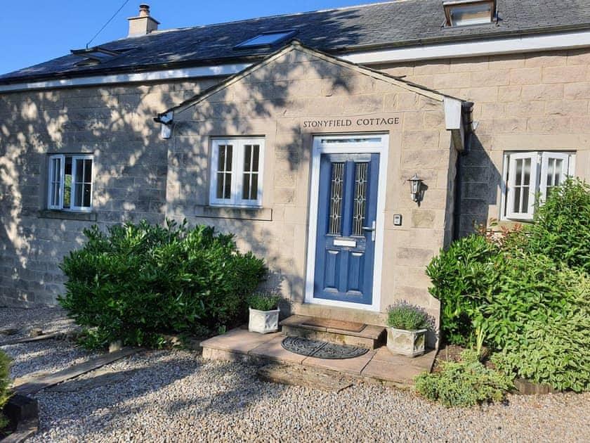 Stonyfield cottage,