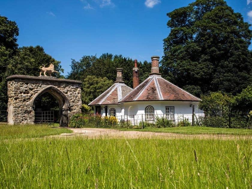 Lion Gate Lodge