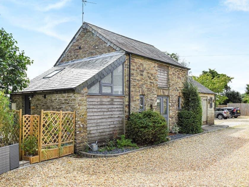 Whistleigh Farm - Intake Barn