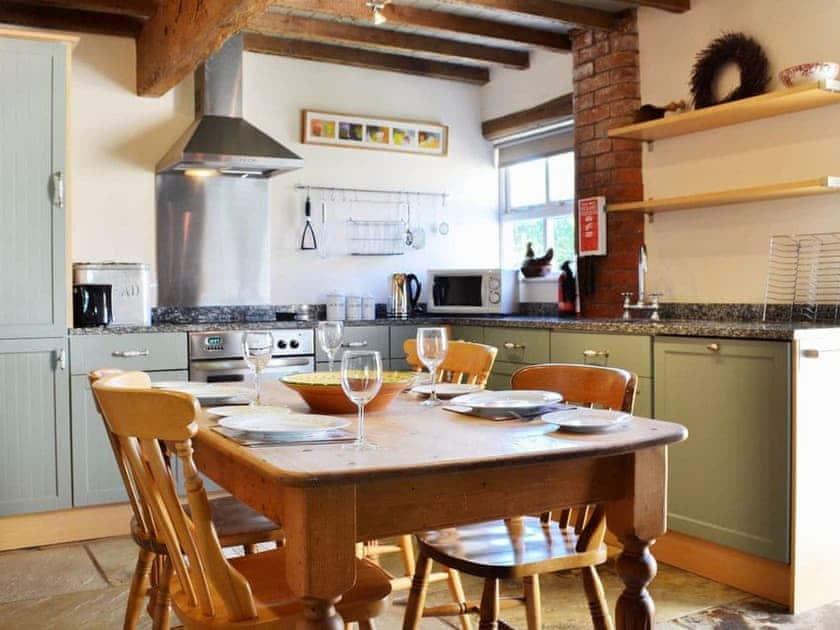 Kitchen/diner | Chestnut Cottage, Little Barugh, near Pickering