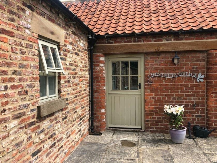 Exterior | Chestnut Cottage, Little Barugh, near Pickering