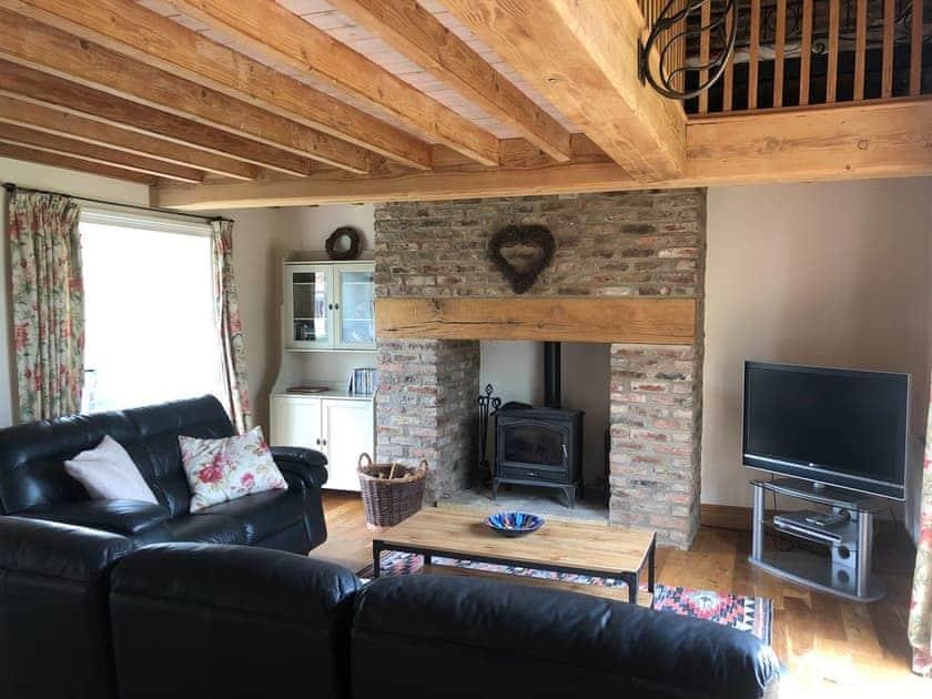 Living area | Cherry Tree Barn, Little Barugh, near Pickering