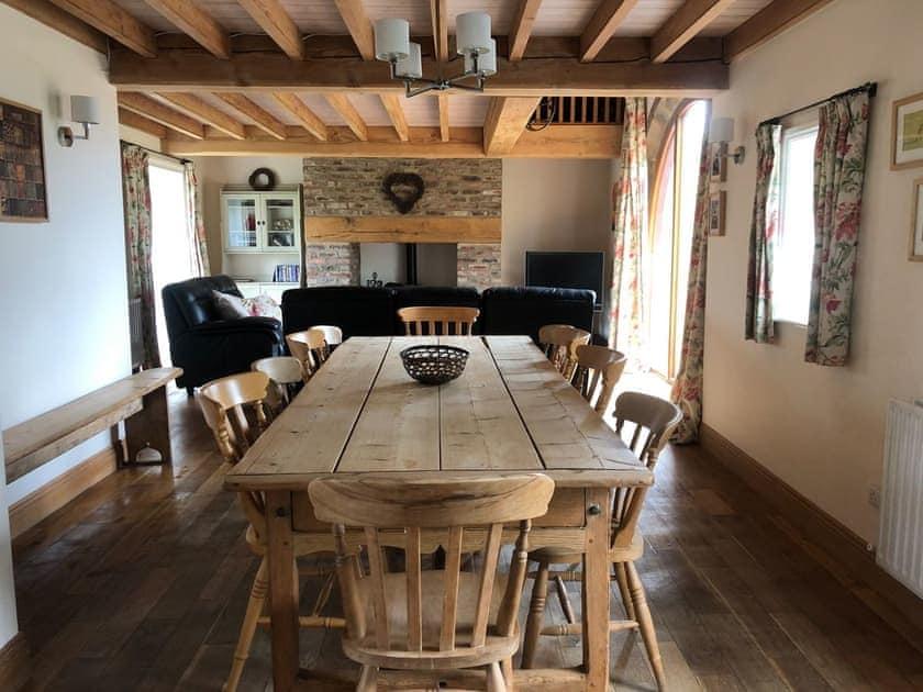 Dining Area | Cherry Tree Barn, Little Barugh, near Pickering