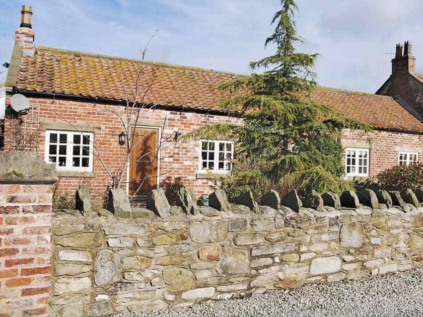 Exterior   Elm Tree Cottage, Little Barugh, near Pickering