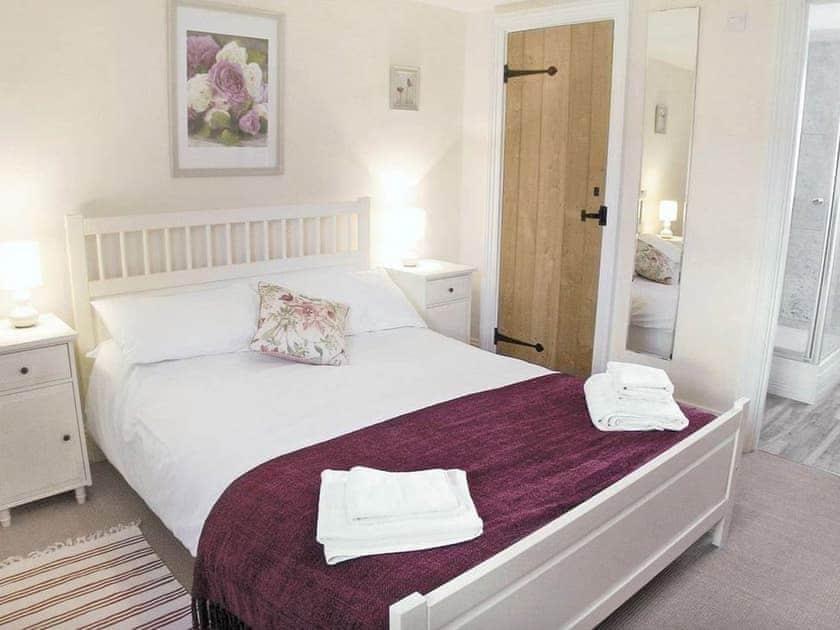Double bedroom | Mulberry Hayloft, Little Barugh, near Pickering