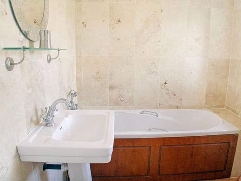 Bathroom | Mulberry Hayloft, Little Barugh, near Pickering