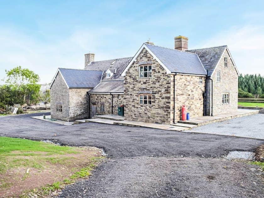 Colstey Farmhouse