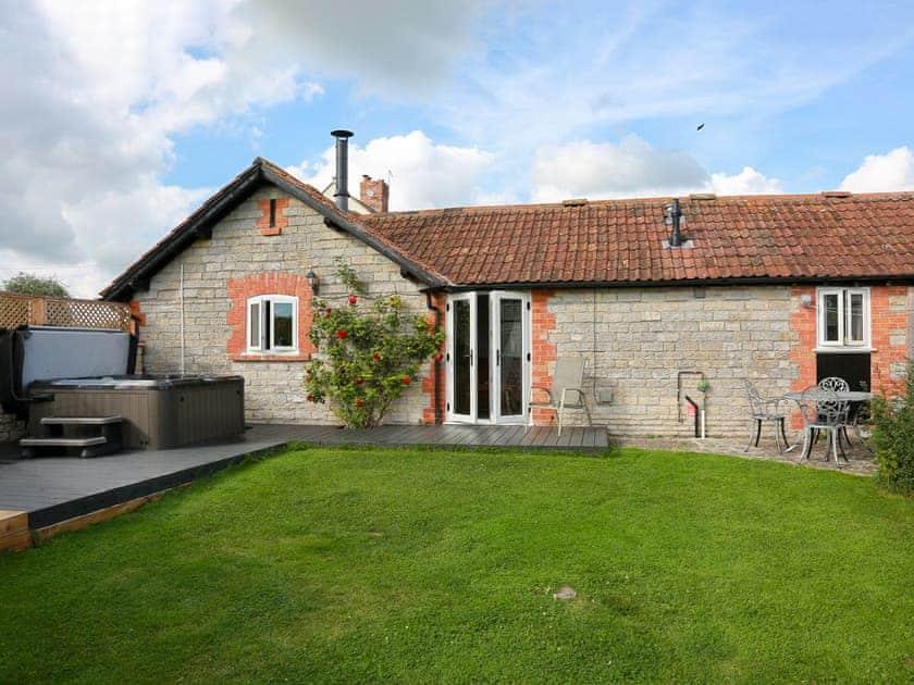 Midknowle Farm Cottages - The Cottage