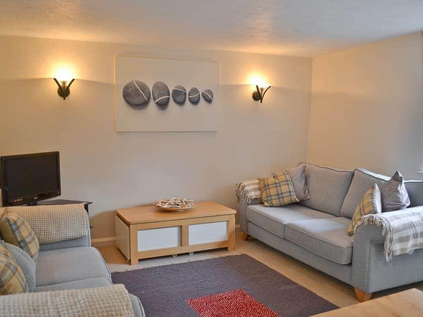Living room | Pebble Cottage, Holt